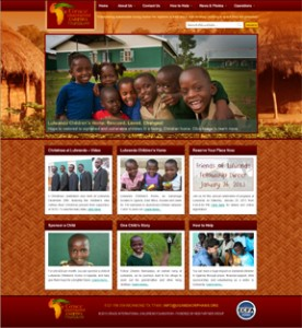 Grace International Children's Foundation - Uganda Orphans